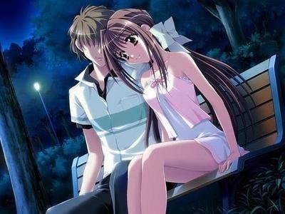 rêverie - couple manga