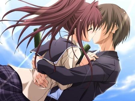 jolie manga couple
