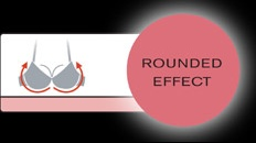 Rounded effect