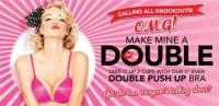 La Senza Double Push-Up Bra
