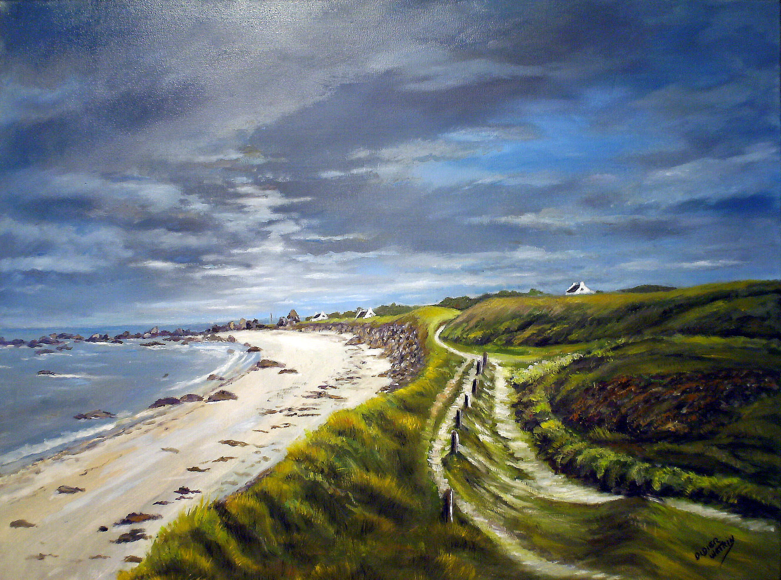 finistere paysage -