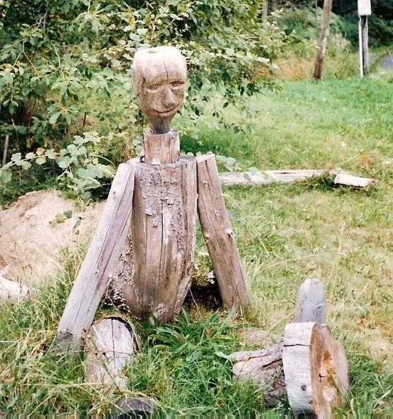 épouvantail du Monestier (Auvergne) 2010