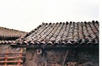 architecture des maisons du Livradois -toiture