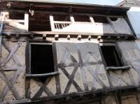 vieille maison à Ambert