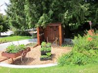 jardin public de Fougères