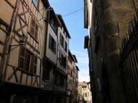 Thiers rue médiévale