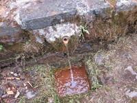 eau ferrugineuse