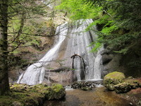cascade du Fau