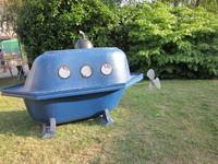 baignoires sous-marin