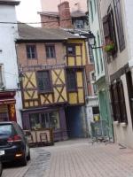 Ambert vieille ville