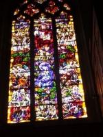 église d'Ambert vitrail