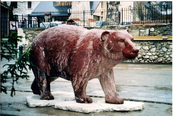 l'ours de Villard