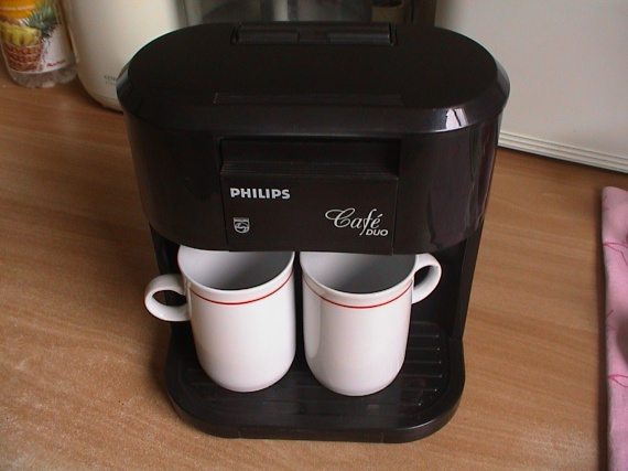 cafetiere duo philips 10 euros vendus cendrinet photos club doctissimo. Black Bedroom Furniture Sets. Home Design Ideas