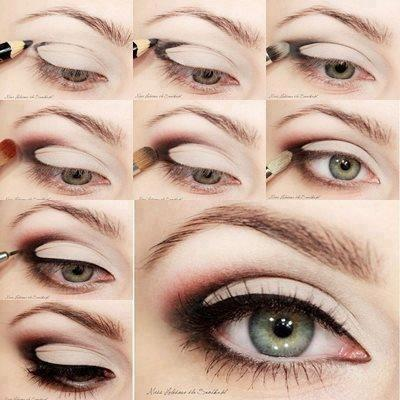 Maquillage yeux marrons : Astuces et conseils  Image d'or