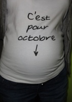 Moitie de grossesse-(Presque 5 mois)