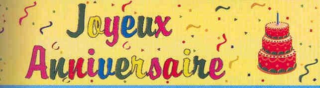 Joyeux Anniversaires Marie Aurelien Olivia Et Dragan Jumeaux
