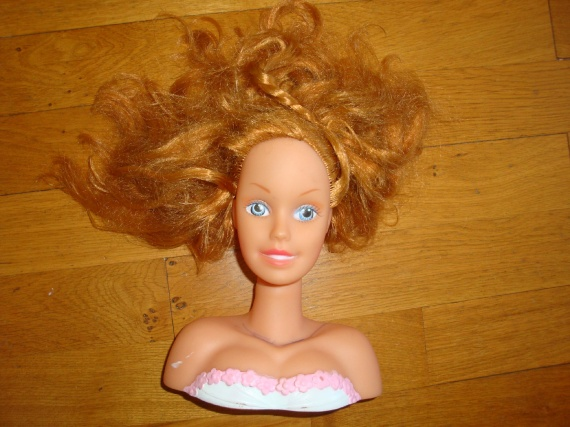 Petite tête à coiffer - Jaya