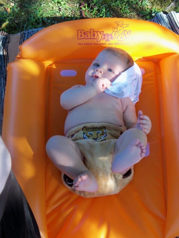 Tristan 5 mois