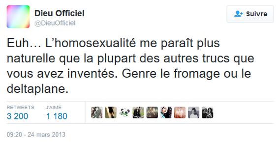 Tweet_Dieu_Homosexualité