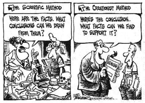 Science vs. Créationnisme