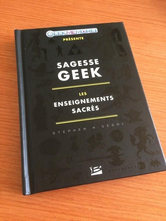Sagesse Geek