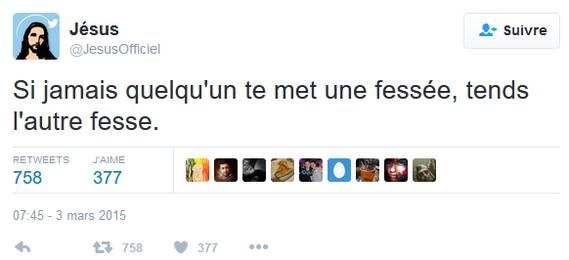 Tweet_Jésus_Fessée
