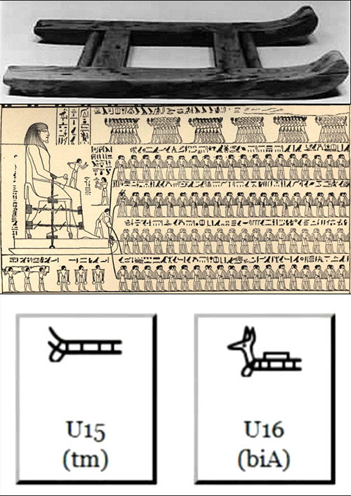 Egyptiens_Traîneaux