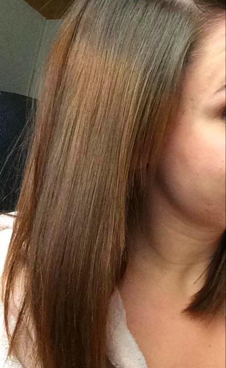 Couleur cheveux sans racine