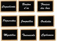 panneau nom de table