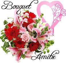bouquet de l 39 amiti fleurs souricette photos club doctissimo. Black Bedroom Furniture Sets. Home Design Ideas