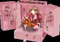 Boite à musique Manga