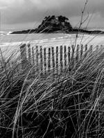 Noir-blanc-paysage