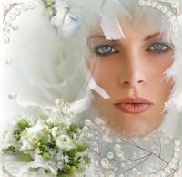 Les larmes sont les pétales du coeur