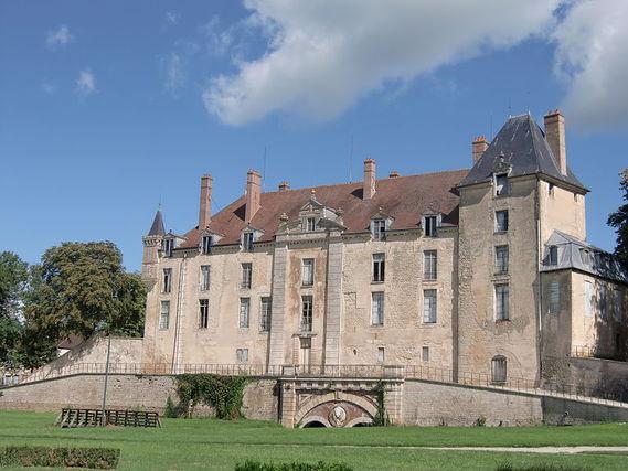 Château de Vendeuvre-sur-Barse ( Aube )