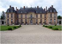 Château de La Motte-Tilly dans l'Aube