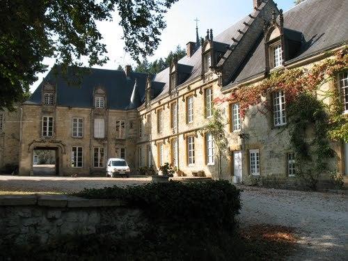 Château de Cornay dans les Ardennes