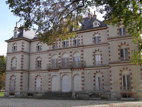 Château de la Valette dans le Loiret