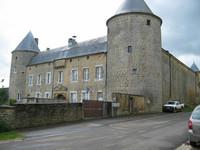 Château de l'Echelle dans les Ardennes