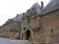 Château de Grandpré dans les Ardennes