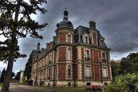 Château de Trousse-Barrière dans le Loiret