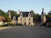 Château de Troussay dans le Loir-et-Cher