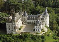 Château de Chaumont-sur-Loire dans le Loir-et-Cher