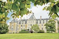 Château de Marcilly-sur-Maulne en Indre-et-Loire