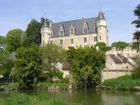 Château de Montrésor en Indre-et-Loire