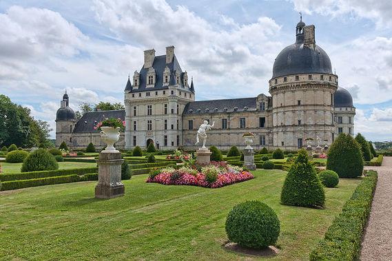 Château de Valençay dans l'Indre - Copie