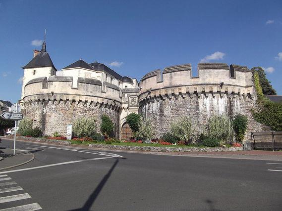 Château d'Ancenis en Loire-Atlantique