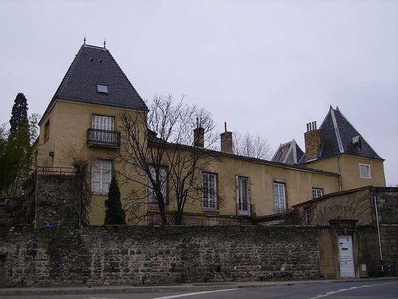 Château de La Tour dans le Rhône