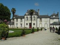 Château de Montmarin en Ille-et-Vilaine
