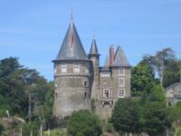 Château de Pornic en Loire-Atlantique