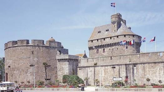 Château de Saint-Malo en Ille-et-Vilaine